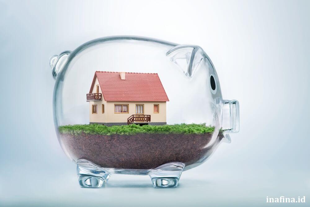 cara punya rumah dengan gaji kecil