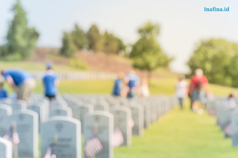 standar pemakaman umum