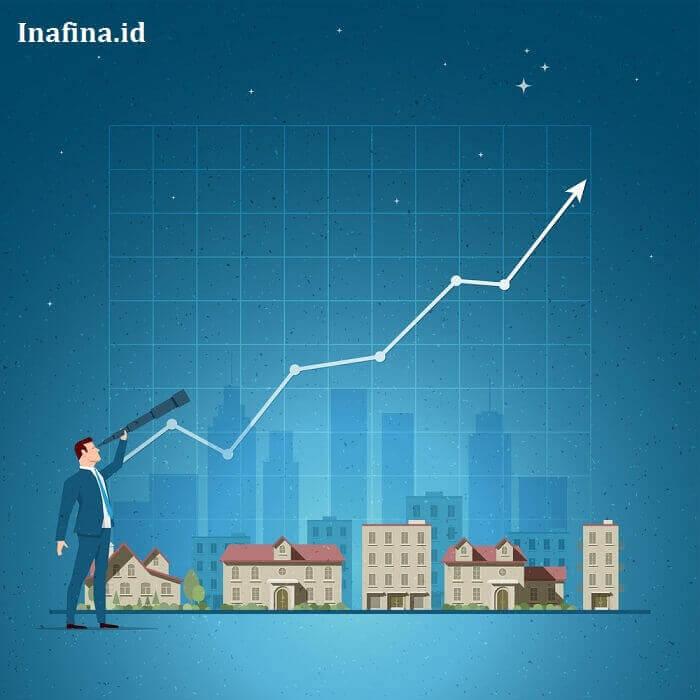 trend harga properti di indonesia